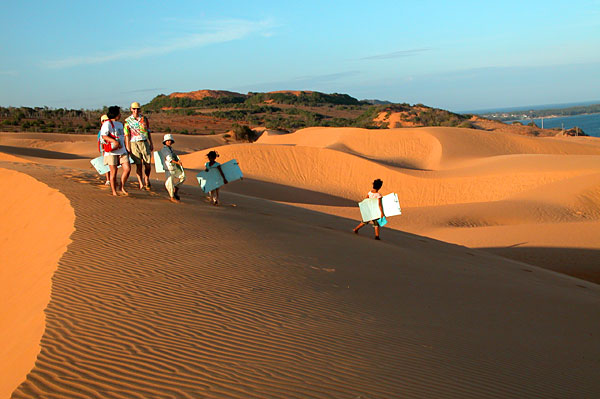 10. The Sand Dunes of Mui Ne