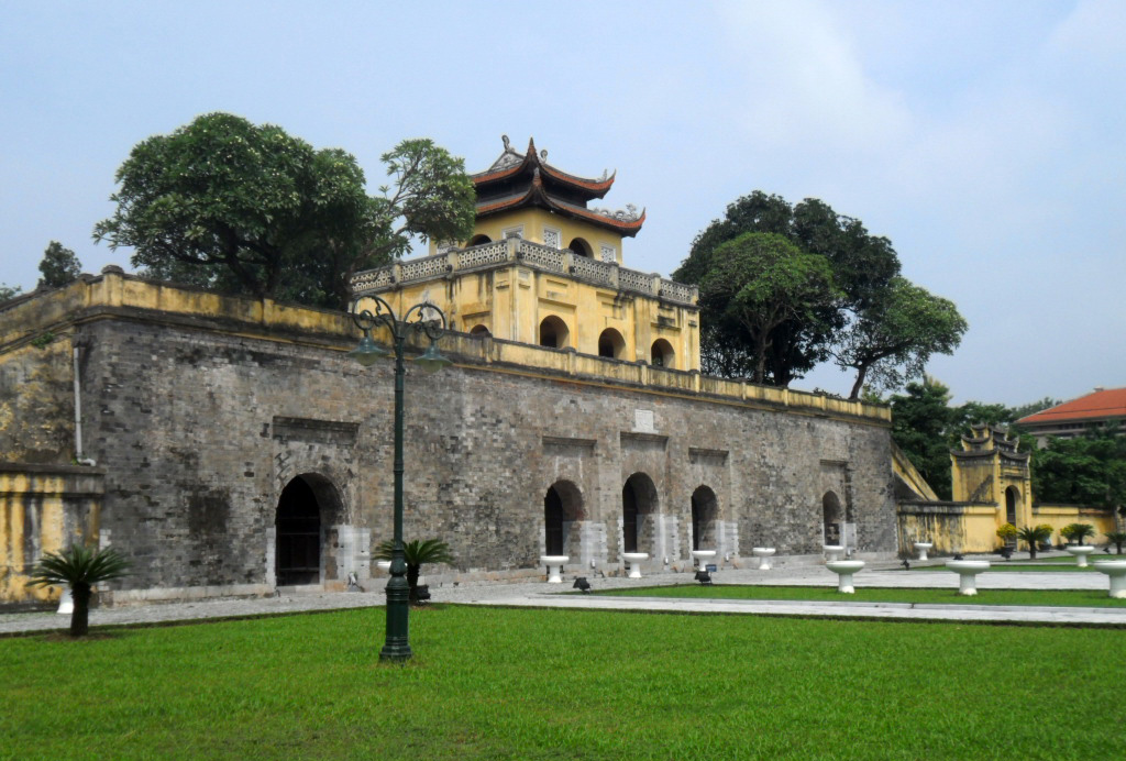 2. Imperial Citadel of Thang Long