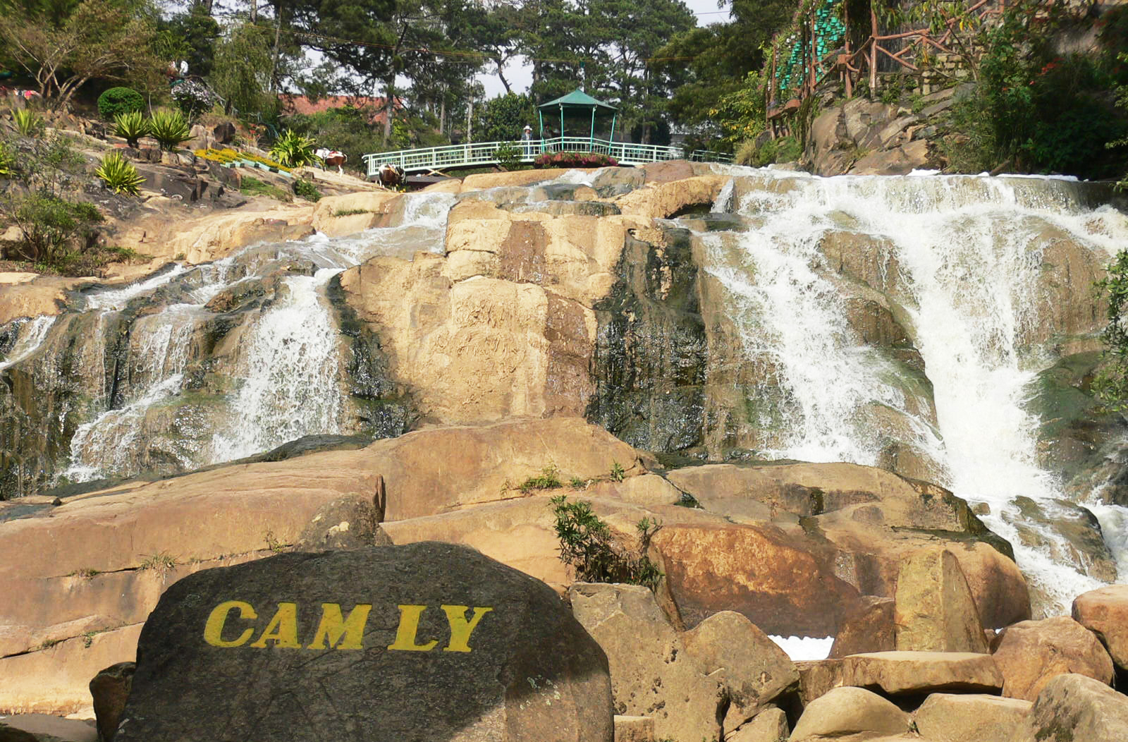 25. Cam Ly Waterfall