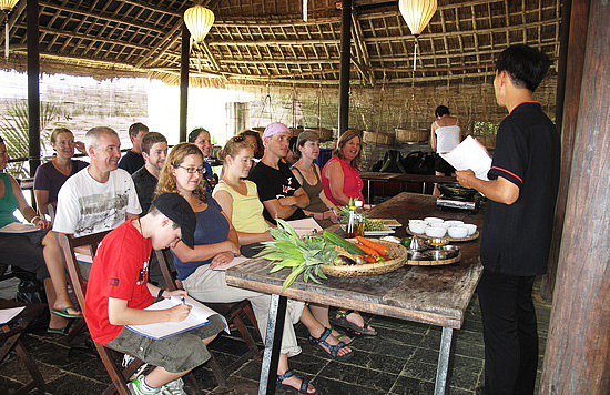 5. Cooking Classes