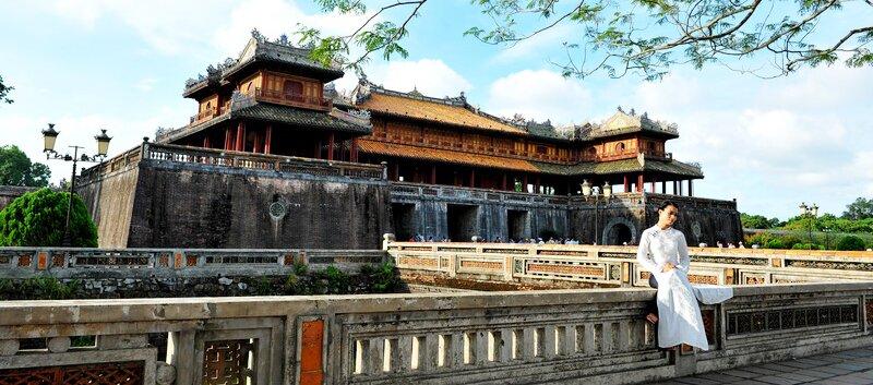 Имперский город Хюэ